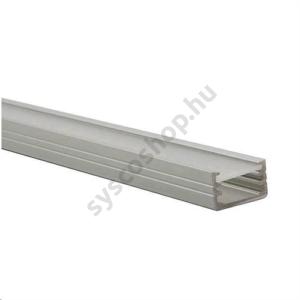 LED alumínium profil (Profilo B) felületre csavarozható - 19161