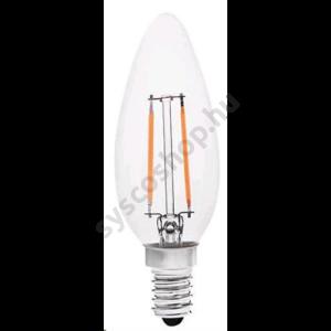 LED 2W/830 E14 Gyertya COG CL Zipi Kanlux - 22462