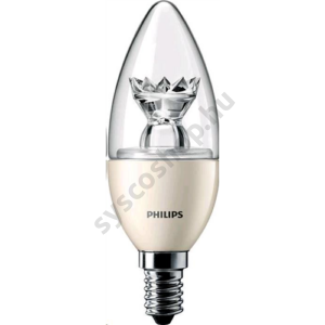 LED 6.2W/827 E14 Gyertya CL dim MASTER Philips !