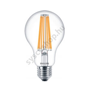 LED 11W/827/E27 - Normál Forma 11-100W A67 CL - FILAMENT Classic ND - Philips - 929001384402