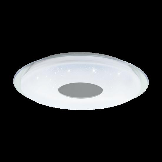 LED-es BLE-RGB mennyezeti lámpa 38W 56cm LANCIANO-C - Eglo - 98768