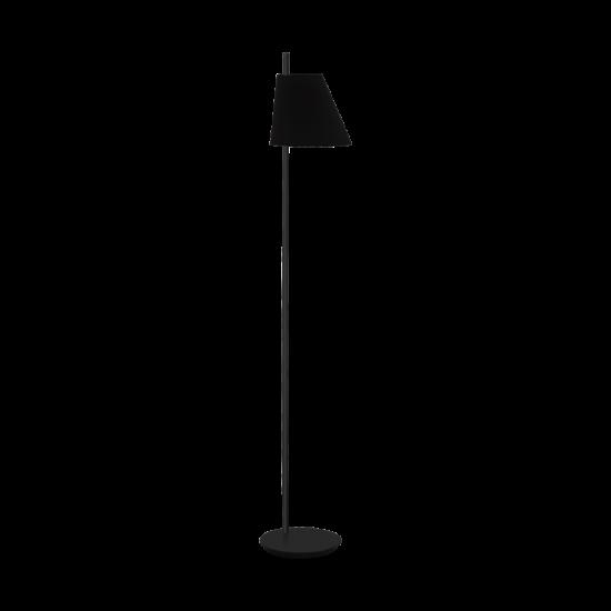 Állólámpa E27 1x40W fekete Estaziona - Eglo - 99015