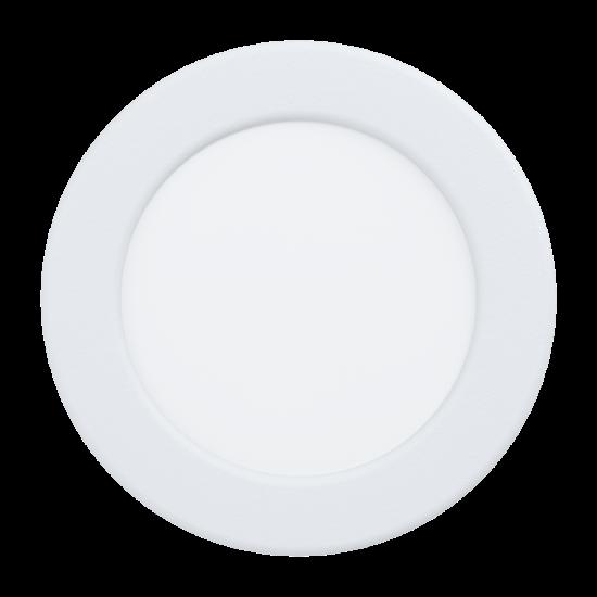 LED-es beépíthető lámpa 5,4W 11,7cm 4000K 700lm fehér Fueva 5 - Eglo - 99148