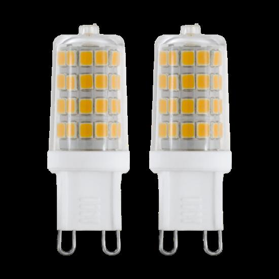 LED 3W/840 G9 Kapszula 2 db/bliszer - Eglo - 11675
