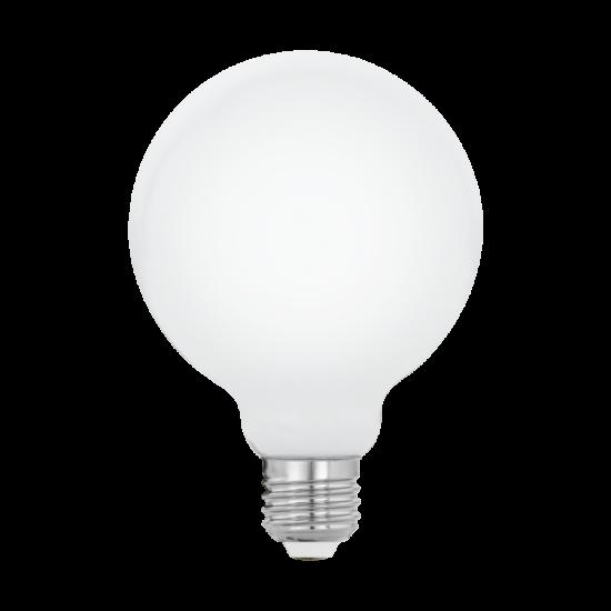 LED normál E27 G95 8W 2700K 1055lm - Eglo - 11767