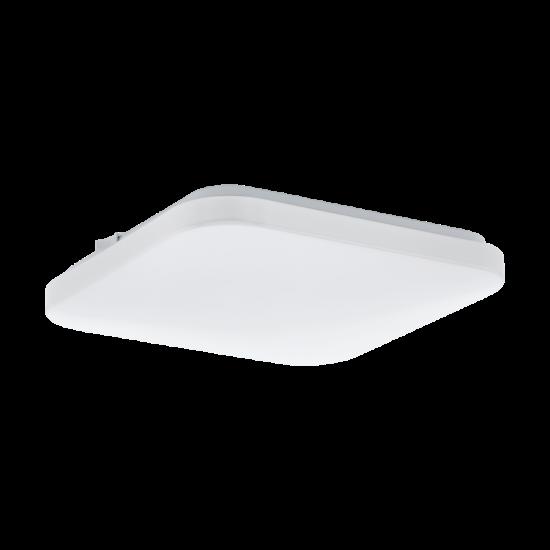 LED-es fali/mennyezeti lámpa 11,5W 4000K 1350lm 28x28cm fehér FRANIA - Eglo - 33602
