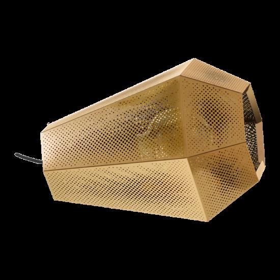 Asztali lámpa E27 1xMax.28W réz Chiavica - Eglo - 43229