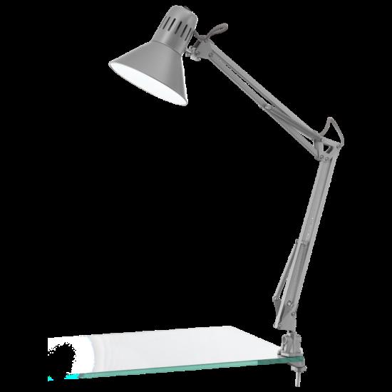 Satus asztali lámpa E27 1x40W ezüst Firmo EGLO - 90874