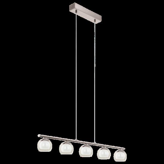 LED-es függeszték 5x3,3W matt nikkel Ascolese EGLO - 94319