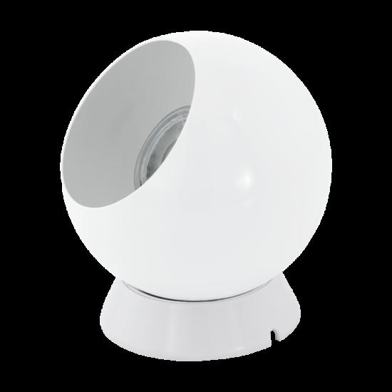 LED-es asztali lámpa GU10 1x3,3W fehér Petto1 EGLO - 94513