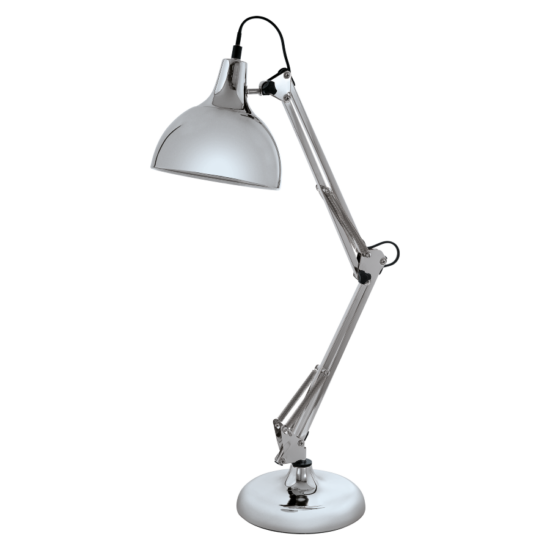 Asztali lámpa E27 60W króm Borgillio EGLO - 94702