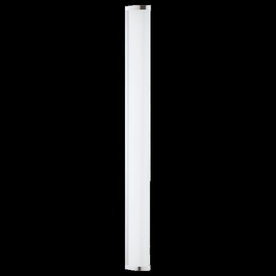 LED-es fali/mennyezeti lámpa 24W 2200 lm IP44 7,5x90 cm króm/fehér Gita 2 EGLO - 94714