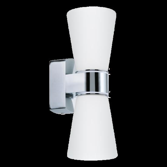 LED-es fali lámpa G9 2X2,5W króm/fehér  CAILIN EGLO - 94989