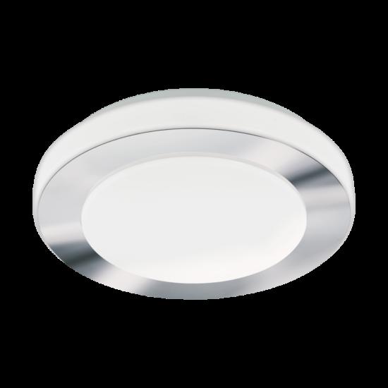 LED-es fali/mennyezeti lámpa Integrált Led 11W fehér/króm  LEDCARPI EGLO - 95282