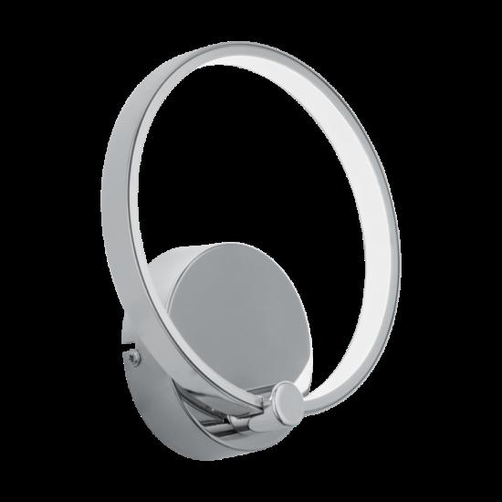 LED-es fali lámpa Integrált Led 5W króm/fehér  LASANA EGLO - 95768