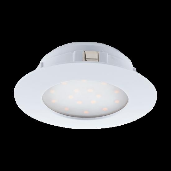 LED-es beépíthető lámpa Integrált Led 1X12W fehér  PINEDA EGLO - 95887