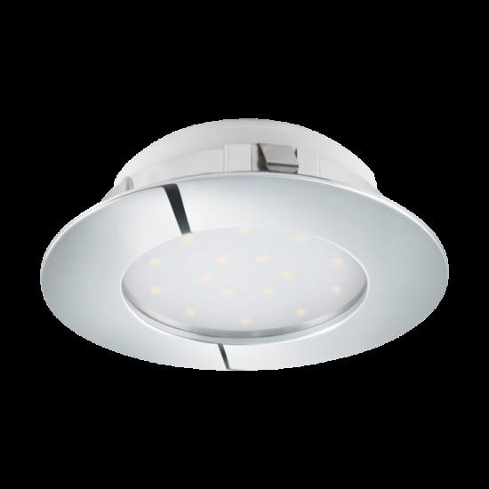 LED-es beépíthető lámpa Integrált Led 1X12W króm  PINEDA EGLO - 95888