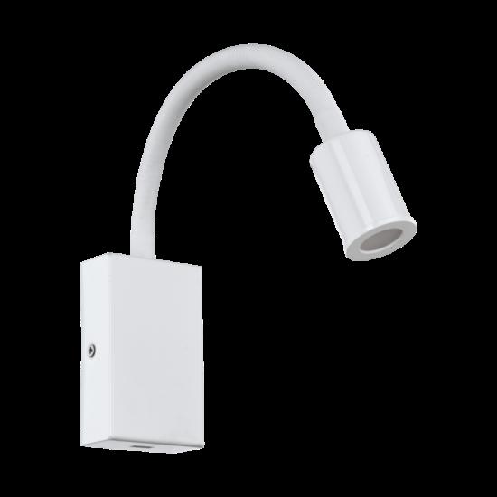 LED-es Falilámpa 3,5W acél, műanyag fehér TAZZOLI - Eglo - 96566