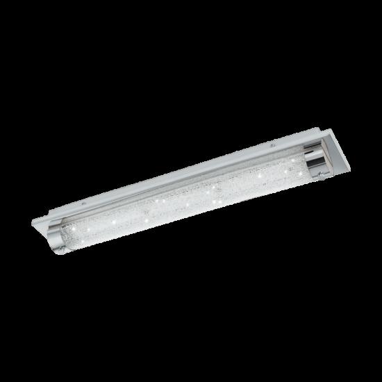 LED-es Falilámpa 19W nemesacél króm TOLORICO - Eglo - 97055