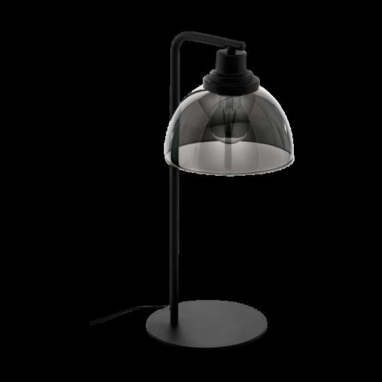 Asztali lámpa E27 max.60W fekete Beleser - Eglo - 98386