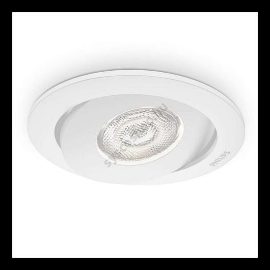 Süllyesztett spotlámpa fehér 1x4.5W SELV Asterope - Consumer Philips - 59180/31/16
