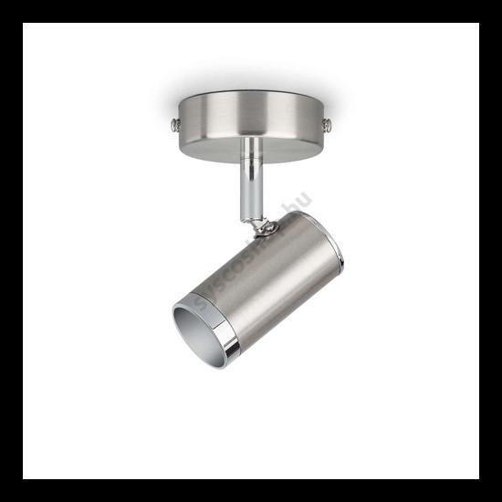 Fali- Mennyezeti lámpa Szpot single spot króm 1x4.3W 230V Espimas - Consumer Philips - 50135/11/P1