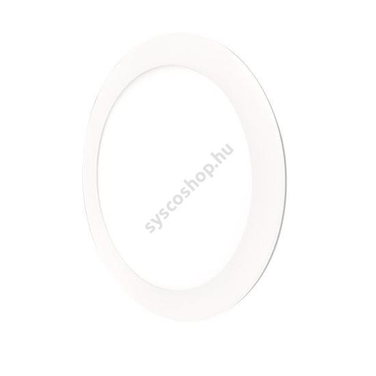 Lámpatest álmennyezeti LED 18W NW kerek fehér - GXDW108