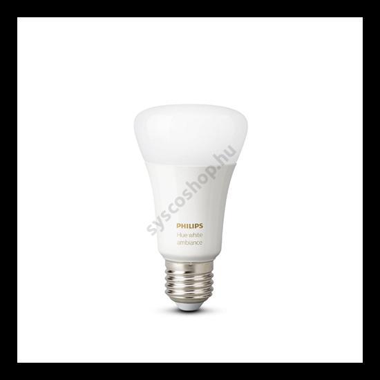 LED E27 8.5W A60 2200-6500K - HUE White Ambience - Philips - 929002216901