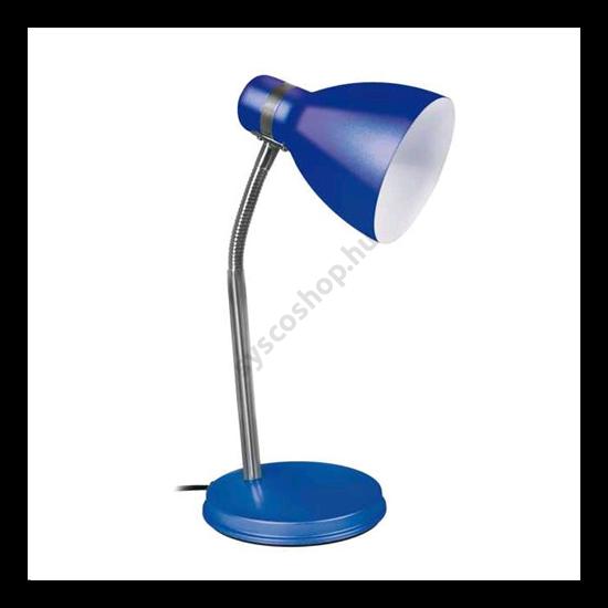 Lámpatest asztali lámpa, E14, ZARA kék Kanlux - 7562