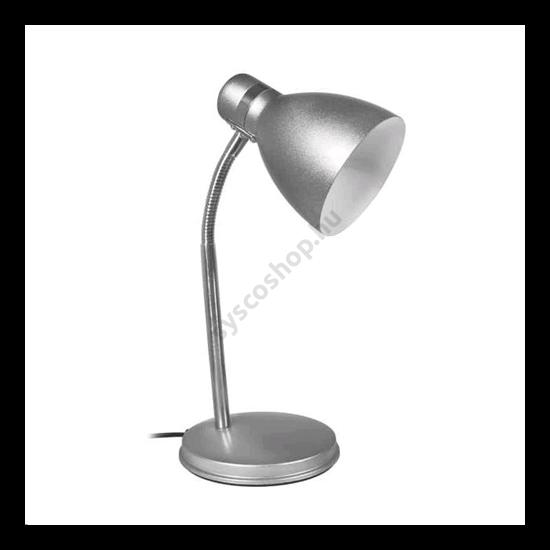 Lámpatest asztali lámpa, E14, ZARA ezüst Kanlux - 7560