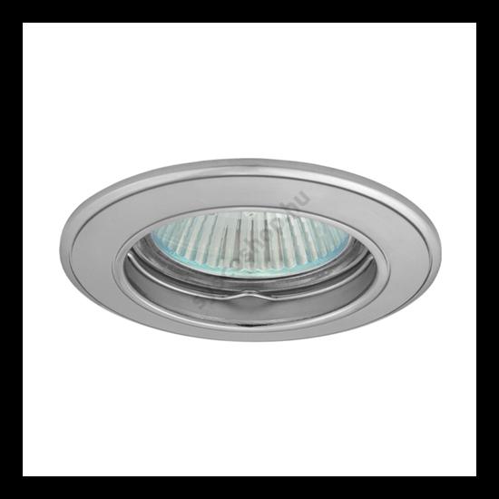 Lámpatest álmennyezetbe illeszhető alu MR16 keret BASK fix kétszínű alu / nikkel CTC-5514 Kanlux - 2814