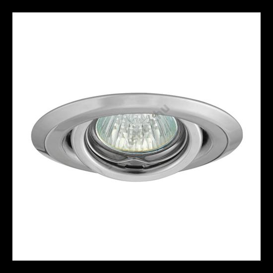 Lámpatest álmennyezetbe illeszhető MR11 keret ULKE billenő króm CTC-2119 Kanlux - 313