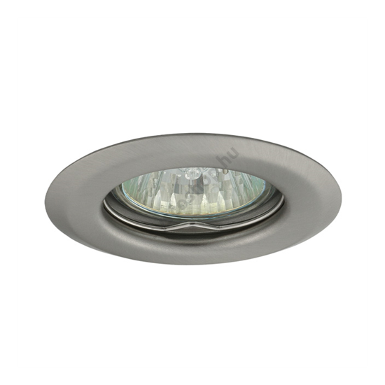 Lámpatest álmennyezetbe illeszhető MR11 keret ULKE fix matt króm CTC-2113 Kanlux - 355