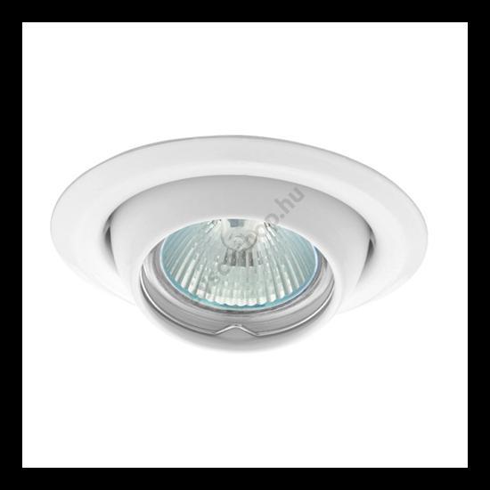 Lámpatest álmennyezetbe illeszhető MR16 keret ARGUS békaszemes fehér CT-2117 Kanlux - 311