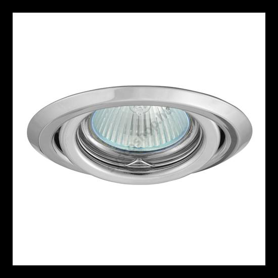 Lámpatest álmennyezetbe illeszhető MR16 keret ARGUS billenő króm CT-2115 Kanlux - 305