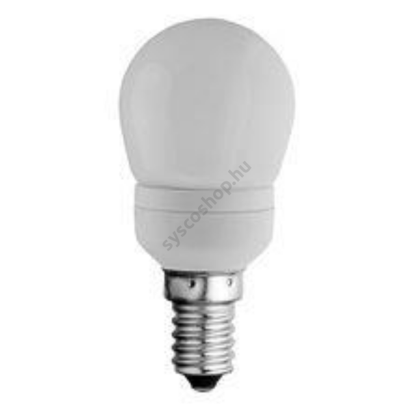 Kompakt fénycső 12W/827 E14 FLE12GLS Gömb GE/Tungsram - 33925 43168339254
