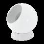 Kép 1/2 - LED-es asztali lámpa GU10 1x3,3W fehér Petto1 EGLO - 94513